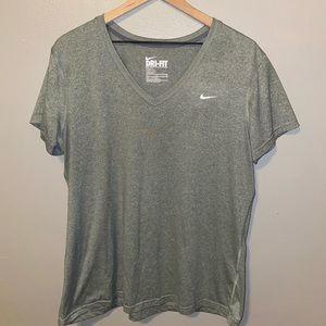Nike Tops - Nike Dri-Fit Legend V-Neck
